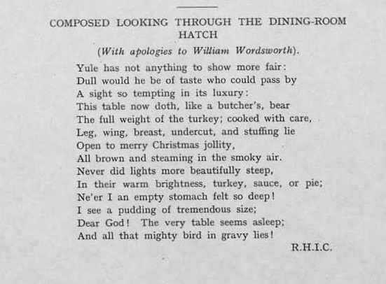 Poem In The Jay 1950