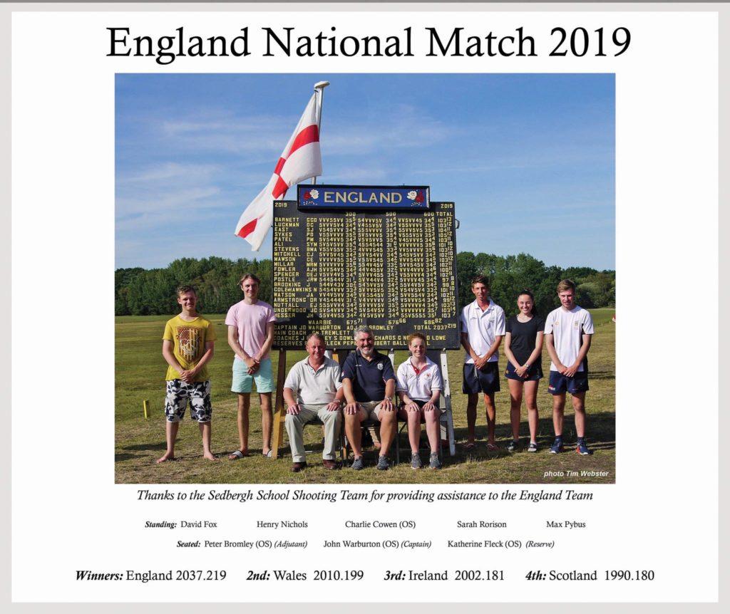 Englandnationalmatch