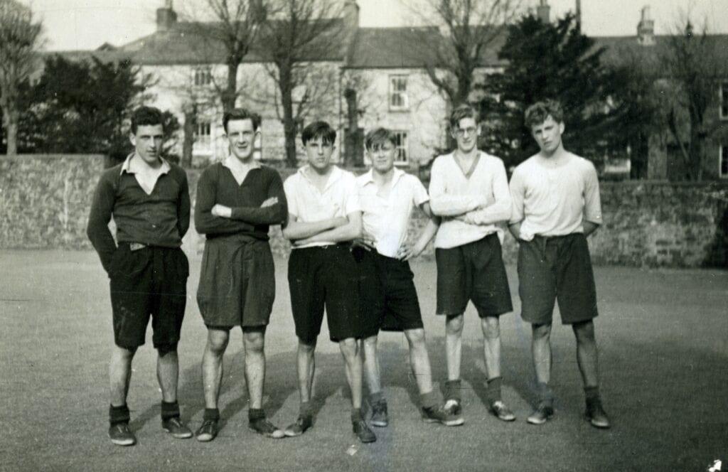 School House Participants In Wilson Run 1948 1